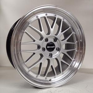 IB Le Mans ® 8,5x19 LK 5x112 & 5x120 Silber