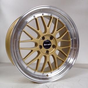 IB Le Mans ® 8,5x19 LK 5x100 Gold