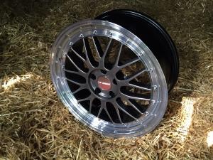 IB Le Mans ® 8,5x19 LK 5x112 Alubeamtitan