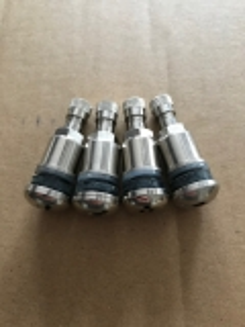 Metallventil 11,3mm Silber