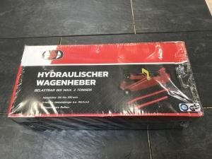 Hydraulischer Wagenheber 2t